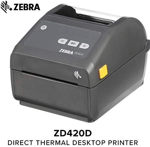 Zebra Barcodes Interface Bluetooth ZD42042 D01W01EZ product image