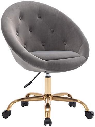 Duhome Modern Home Office Chair Desk Chair Task Computer Chair
