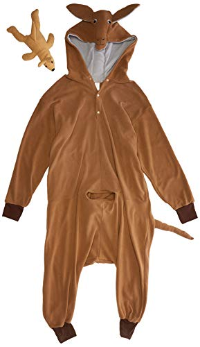 RG Costumes Kangaroo, Brown, One Size
