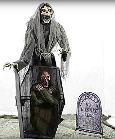 Halloween Sorci/ère Pendentif Hanging Horreur Sorci/ère Figurine Halloween D/écoration ornements Pendentif pour Halloween Party D/écoration couleur al/éatoire