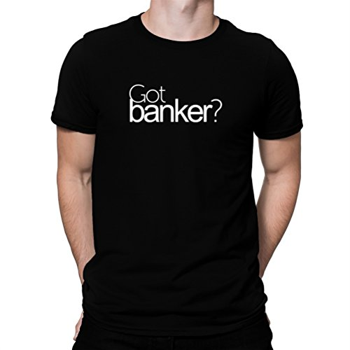 勉強するお互い療法Got Banker? Tシャツ