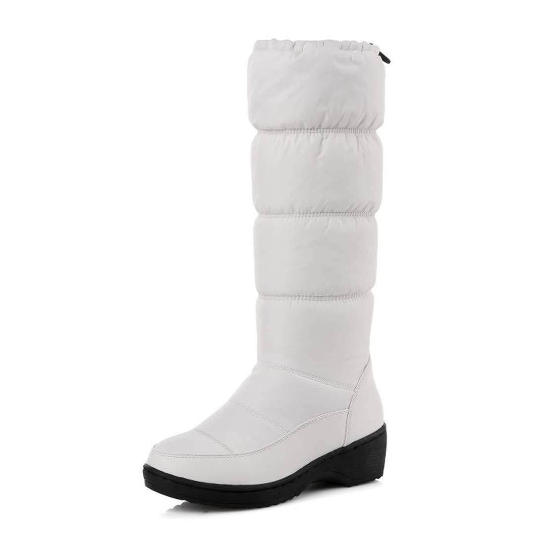 GCH Schneeschuhe Winter Frauen Stiefel halten warm