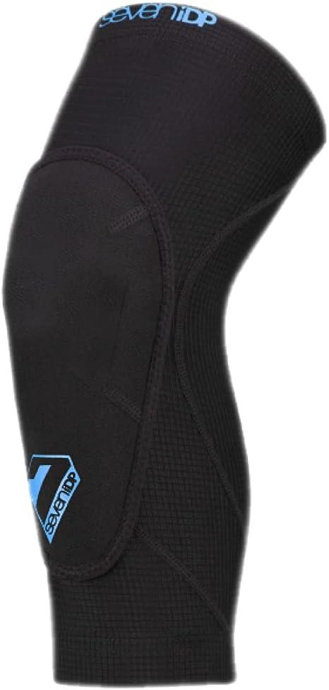 BLACK//GREY 7iDP SAM HILL LITE MTB Mountain Bike Armor Protection Elbow Pads