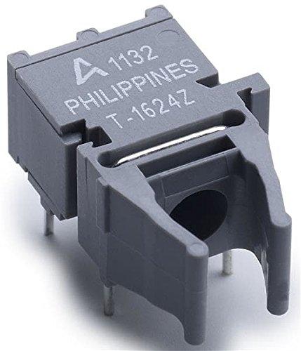 Fiber Optic Transmitters, Receivers, Transceivers V-Link Horz 50MBd 50m POF, 3.3/5 V