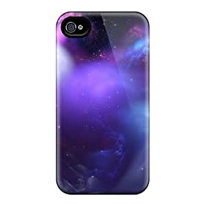 Premium Space Back Covers Snap On Cases For Samsung Galaxy Note4 WANGJING JINDA