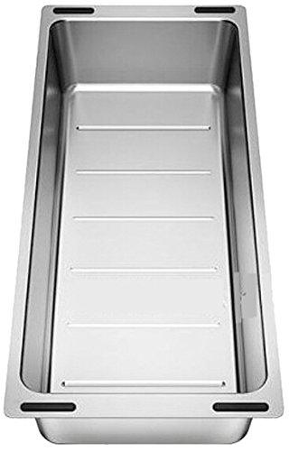 Blanco 227689 Multi-Functional Bowl, Stainless Steel
