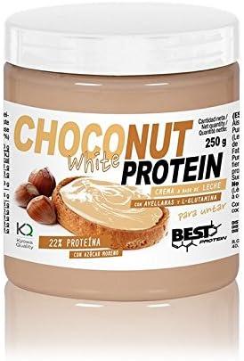 Best Protein Choco Nut White, Chocolate Blanco - 250 gr