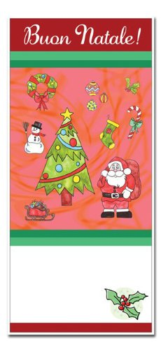 Amazon christmasholiday greeting cards with words in italian christmasholiday greeting cards with words in italian set of 10 cards with envelopes m4hsunfo