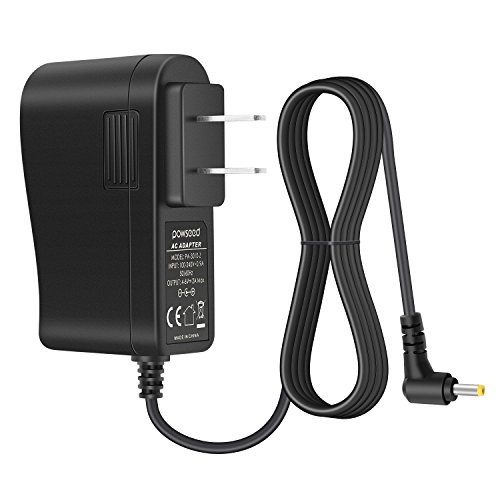 Price comparison product image Powseed AC Power Adapter Cord Charger for Vtech Safe & Sound Baby Monitor DM221-2 Parent Unit, DM221-2 Baby Unit, Tascam PS-P520 DP-008 MPGT1 CDGT2 DR-07 Recorder Guitar Trainer CD-BT2 CD-GT2 CD-VT2