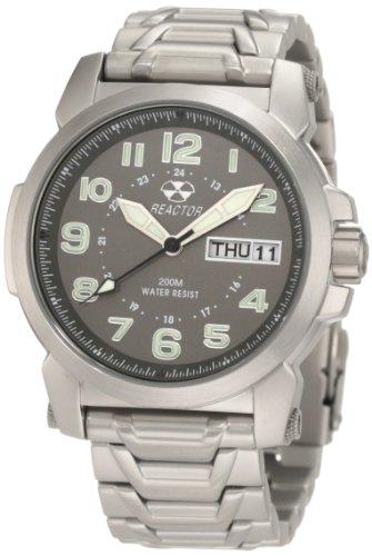 - REACTOR Men's 68010 Atom Analog Watch