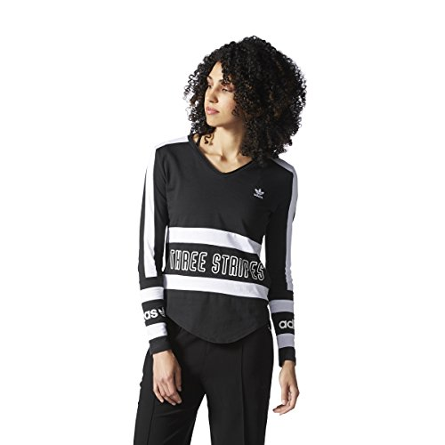 Adidas 3-Stripes L/S T-Shirt