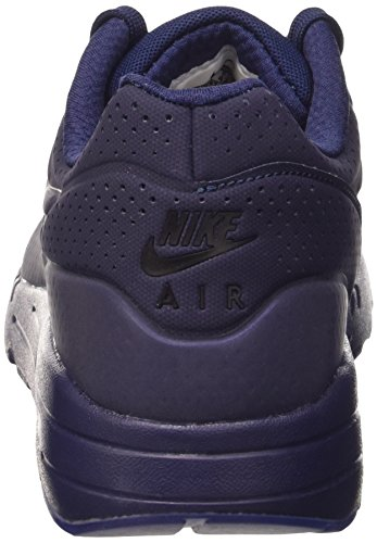 Max Moire Blauw midnight Ultra Air 1 Trainers Nike black Heren mid Navy Navy IgqwHCWx