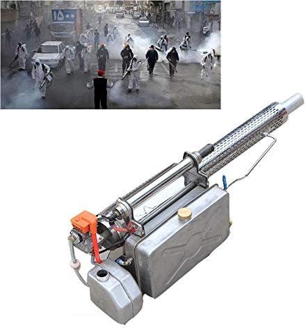 パルスジェット熱噴霧器、ウォーターミスト/煙、長距離、街路清掃および灌漑に使用