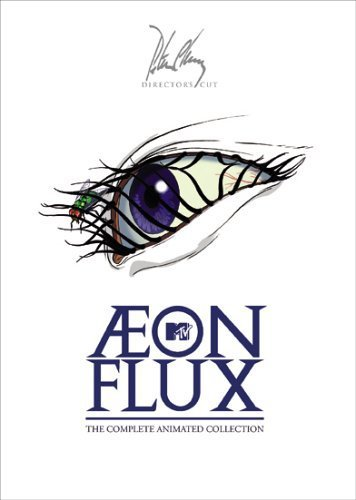 Aeon Flux - The Complete Animated Collection by Paramount / MTV