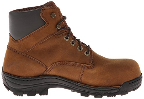 Steel Toe Boots Men's Wolverine Waterproof Durbin Brown Brown 7xHqwn81