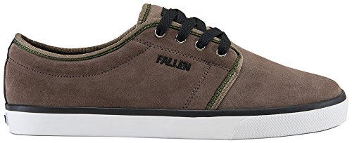 Fallen  Men's FA-Forte 2 Skateboarding Shoe,Afghan Brown/Black,7 M US