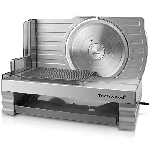 Techwood Removable Stainless Adjustable Thickness product image
