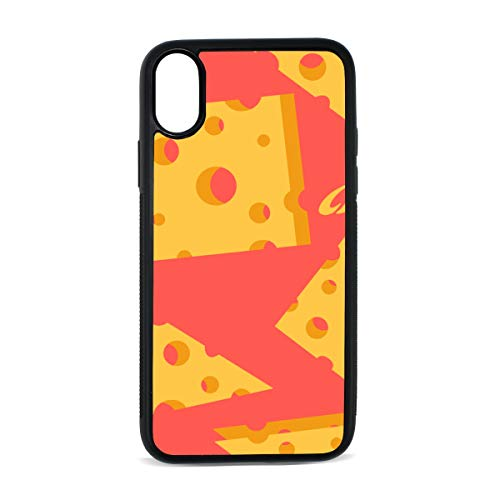 - Case for iPhone Cheese Delicious Sauce Hand-Painted Digital Print TPU Pc Pearl Plate Cover Phone Hard Case Cell Phone Accessories Compatible with Protective Apple Iphonex/xsCase 5.8 Inch