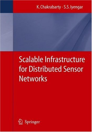 Download Scalable Infrastructure for Distributed Sensor Networks Pdf