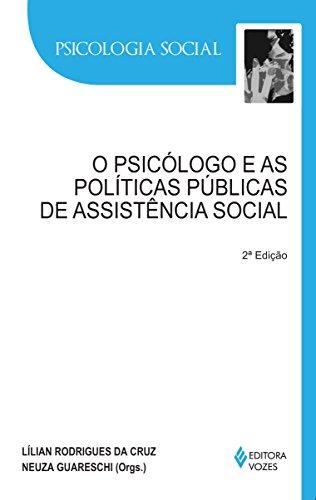 Psicólogo e as políticas públicas de assistência social