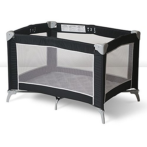 Foundations 2351227 Sleep n Store Portable Crib