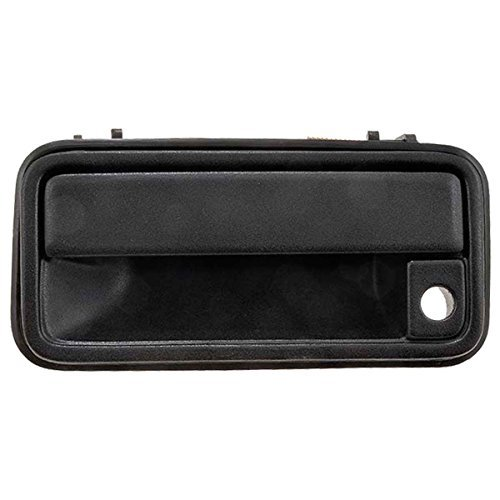 Outside Door Handle - Metal - Driver Side - Front - Left - Replaces 15742229
