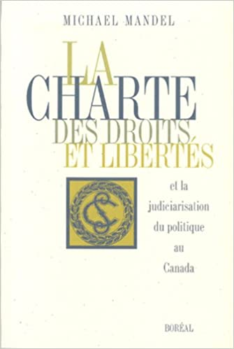 Livres Charte des droits et libertés pdf, epub ebook