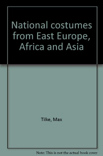 National costumes from East Europe, Africa and (Europe National Costume)
