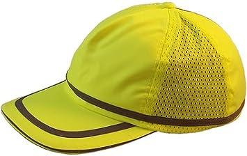 ERB Baseball Style Bump Cap with Hard Insert - Black - - Amazon.com 9477e8813995