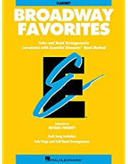 Essential Elements Broadway Favorites: BB Clarinet