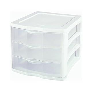 STERILITE 14141 3 Drawer Unit, White (B000VUAZB8) | Amazon Products