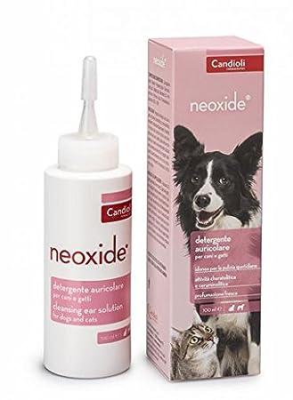 Limpiador para le Orejas de perros y gatos - neoxide gotas - para ...