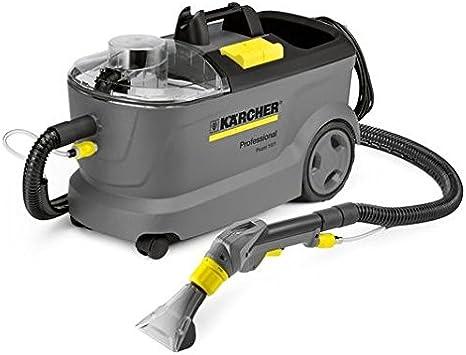 Kärcher Puzzi 10/1 - Aspiradora (1250 W, Agua, Húmedo, Profesional), Negro/Amarillo: Amazon.es: Bricolaje y herramientas