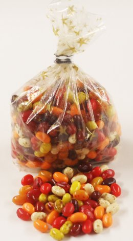 Scott's Cakes Autumn Mix Jelly Belly Jelly Beans in a 8 oz.