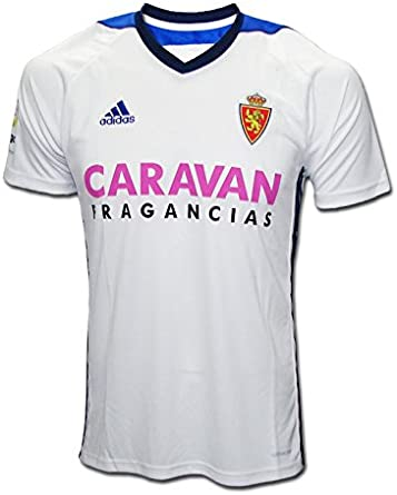adidas Rz H JSY Camiseta de Equipación-Real Zaragoza, Hombre ...