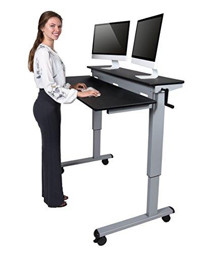 Adjustable Stand Up Desk Variant