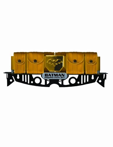 Justice League of America Trophy Room: Batman (Modern) Utility Belt Prop (Jla Trophy Room)