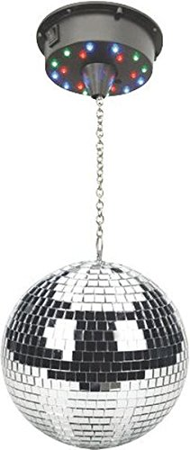 Amazon led mirror disco ball party light visual effects led mirror disco ball party light aloadofball Image collections