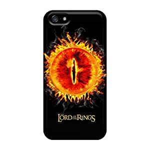 Excellent Hard Cell-phone Cases For Apple Iphone 5/5s With Custom HD Lord Of The Rings Pictures JoannaVennettilli