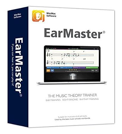 EarMaster 7 Professional - Ear Training, Sight-Singing, Rhythm Trainer