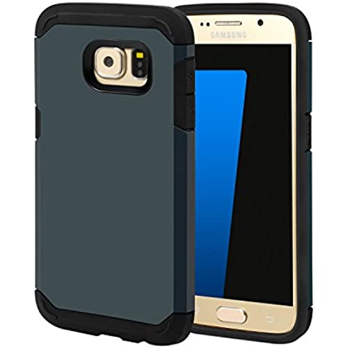 Galaxy S7 Case,SGIN - Full-body Rugged,Heavy Duty Protection,Dual Layer Shock Absorbing,Impact Resist Protective Cover Case For Samsung Galaxy S7(Blue) Sales