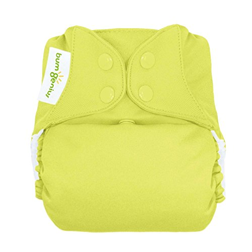 Bumgenius Freetime Cloth Diapers 6 Pack Mixed Colors Snaps by Freetime (Image #6)