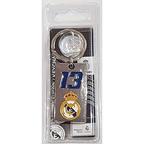 Llavero Real Madrid F.C 13 Champions Producto Oficial ...