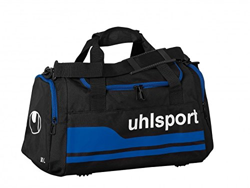 Uhlsport BASIC LINE 2.0 BORSA SPORTIVA - nero/blu reale, Senior