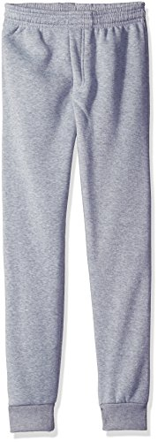 American Hawk Little Boys' Toddler Fleece Jogger Pant, Heather Grey, - Apparel Tie American
