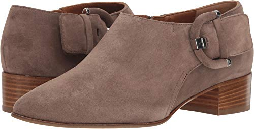 Aquatalia Women's Ferry Taupe Suede 8.5 B US