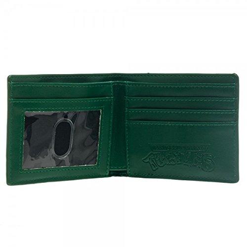 Bioworld Teenage Mutant Ninja Turtles Fat Free Bi-Fold Wallet (TMNT)