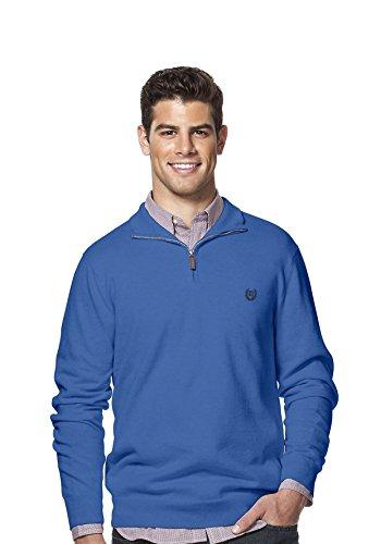 Quarter Zip Cashmere Sweater - 7