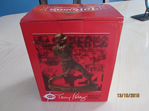 - TONY PEREZ Cincinnati Reds Baseball Bronze Figurine/Statue in the original Box