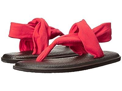 Sanuk Women's Yoga Sling 2 Bright Red